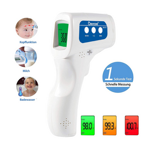 No-Contact Infrared Forehead Thermometer