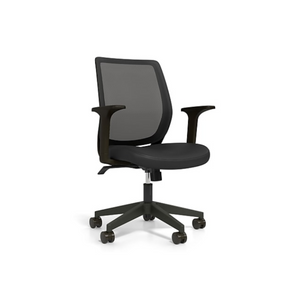Mesh Back Fabric Office Chair