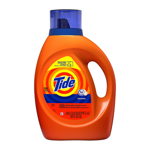 3 Bottles Of Tide Laundry Detergent