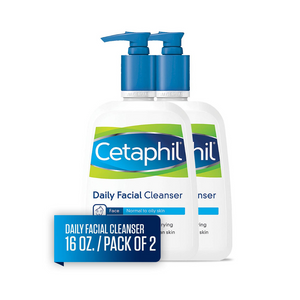 Pack Of 2 Cetaphil Facial Cleanser