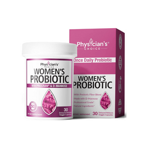Prebiotics & Probiotics for Women - Clinically Proven ProCran