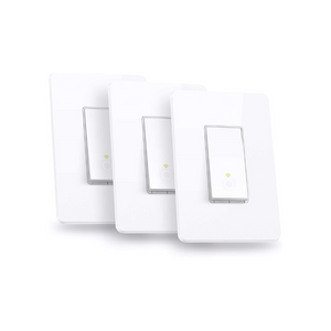 Kasa Smart Light Switch by TP-Link, 3-Pack