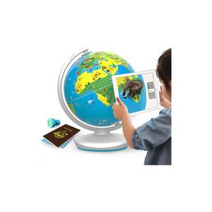 Shifu Orboot (App Based): Augmented Reality Interactive Globe For Kids