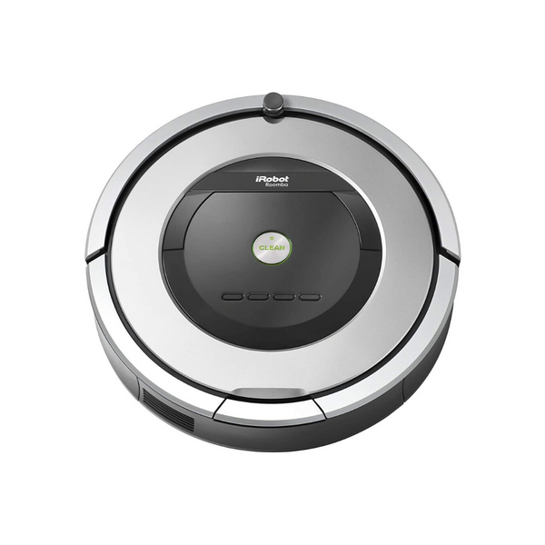 iRobot Roomba 860 Robotic Vacuum with Virtual Wall Barrier and Scheduling Feature