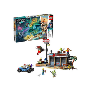 579-Piece LEGO Hidden Side Shrimp Shack Attack AR Set + $10 Walmart Gift Card