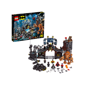 LEGO Super Heroes Batcave Clayface Invasion Batman DC Toy Building Kit
