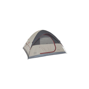 Coleman 4 Person Tent and 2 30oz Ozark Tumblers