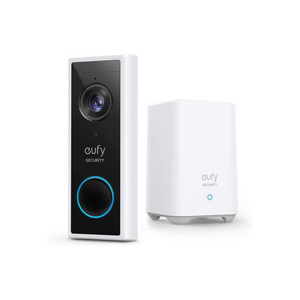 eufy Security, Wireless Video Doorbell (Battery-Powered) with 2K HD