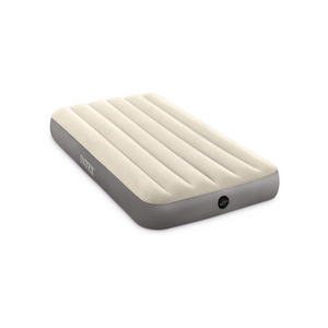 Intex Dura-Beam Standard Series Single-High Airbed, Twin