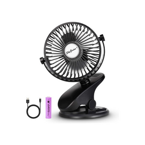 Portable Clip On Fan