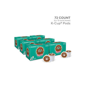 72-Count The Original Donut Shop Regular K-Cups (Medium Roast)