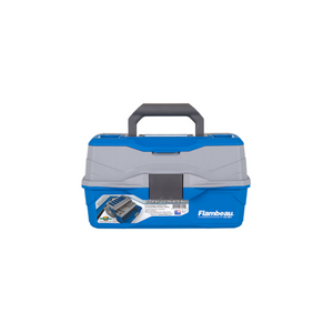Flambeau Outdoors 2 Tray Tackle Box