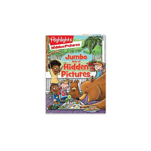 Highlights Jumbo Book Of Hidden Pictures