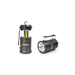 ZeroDark 2-in-1 Collapsible Lantern & Flashlight