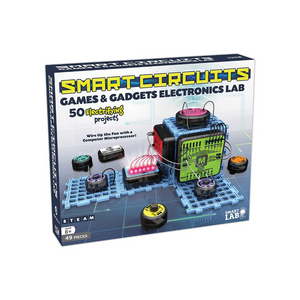 Smart Circuits Games & Gadgets Electronics Lab
