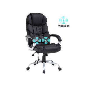 Office Massage Chair With Lumbar Support
