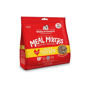 25% off Stella and Chewy's Raw Dog Food Toppers