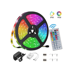16.4ft LED Strip Lights With Remote