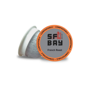 80 Pack Of SF Bay French Roast Coffee K Cups