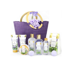 10 Piece Spa Gift Baskets