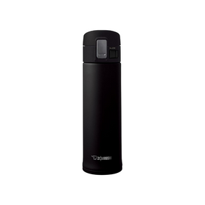 16oz. Zojirushi Stainless Steel Thermos Mug (Black)