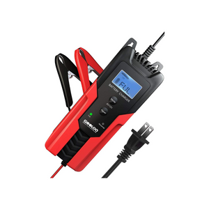 6V/12V Smart Battery Charger and Maintainer