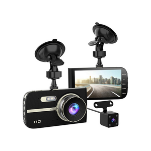 Full HD 1080P Front and Rear Dash Cam