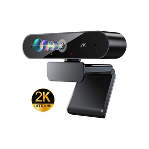 2K Webcam with Microphone