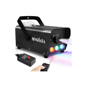 Professional DJ LED Fog Machine with Controllable Lights