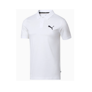 Puma Essentials Men's Jersey Polo (4 Colors)