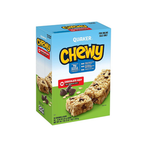 Save up to 30% on select Chewy and Quaker Back to School Items