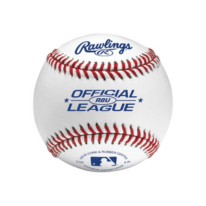 24 Rawlings Official League Recreational Baseballs And Bucket