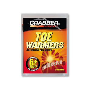 8-Pairs of Grabber Toe Warmers