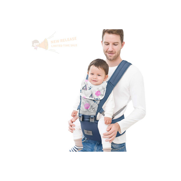 6-in-1 Baby Carrier