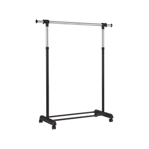 Mainstays Adjustable Rolling Garment Rack