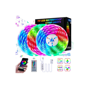 50FT LED Strip Lights With Music APP Sync