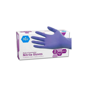 100 MedPride Nitrile Large Gloves