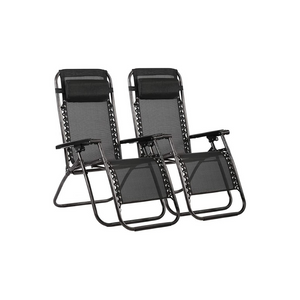2 Zero Gravity Chairs