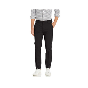 IZOD Men's Slim Fit Flat Front Chino Pants