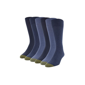 6-Pack Gold Toe Men's Stanton Crew Socks