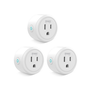 Pack Of 3 Smart Plugs