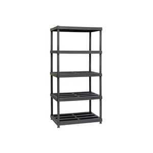 5-Shelf Resin Shelving Unit
