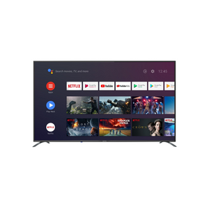 "65"" Sceptre A658CV-U 4K Ultra HD Android Smart TV w/ Google Assistant"