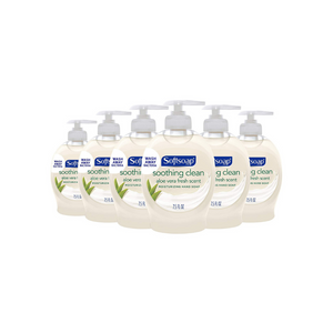 6 Bottles Of Softsoap
