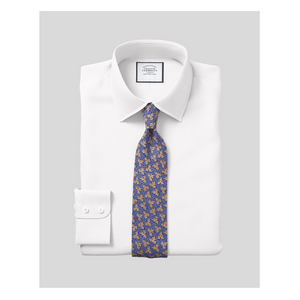 4 Charles Tyrwhitt Dress Shirts On Sale