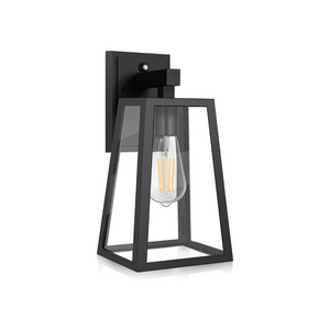Dusk to Dawn Sensor Outdoor Wall Lantern