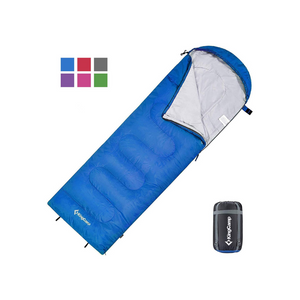 KingCamp Envelope Sleeping Bag (8 Colors)