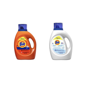 64 Load Tide Liquid Laundry Detergent