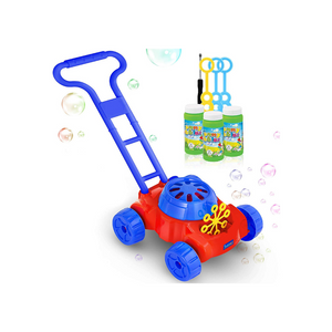 Automatic Bubble Machine Lawn Mower