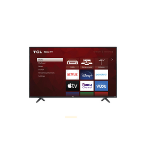 "75"" TCL 75S431 4K UHD LED Roku Smart TV"